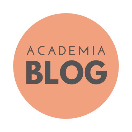 Academia blog logo