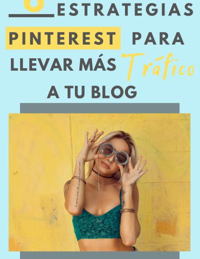 6 estrategias Pinterest