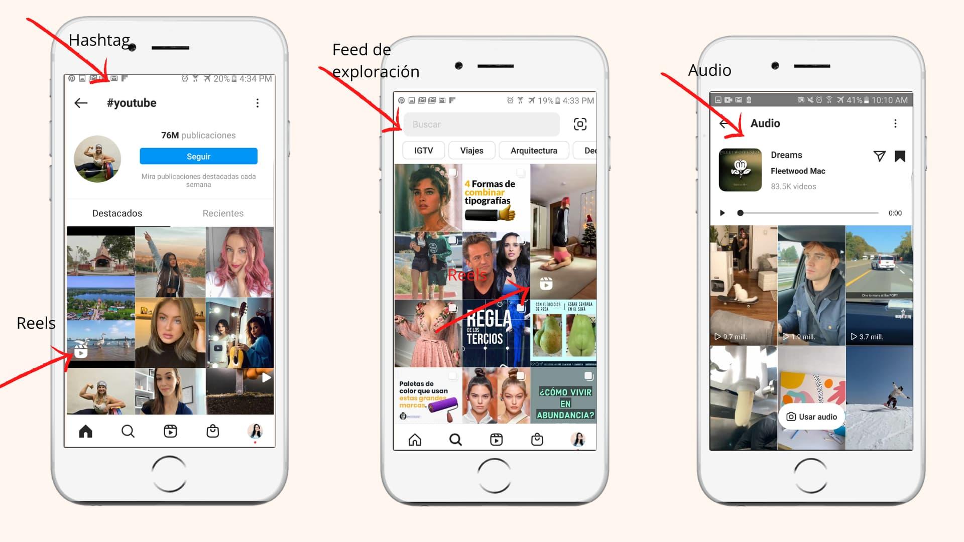 Crear Instagram Reels paso a paso