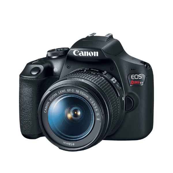 Cámara fotográfica Canon EOS Rebel T7
