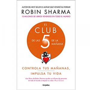 libro club 5 am