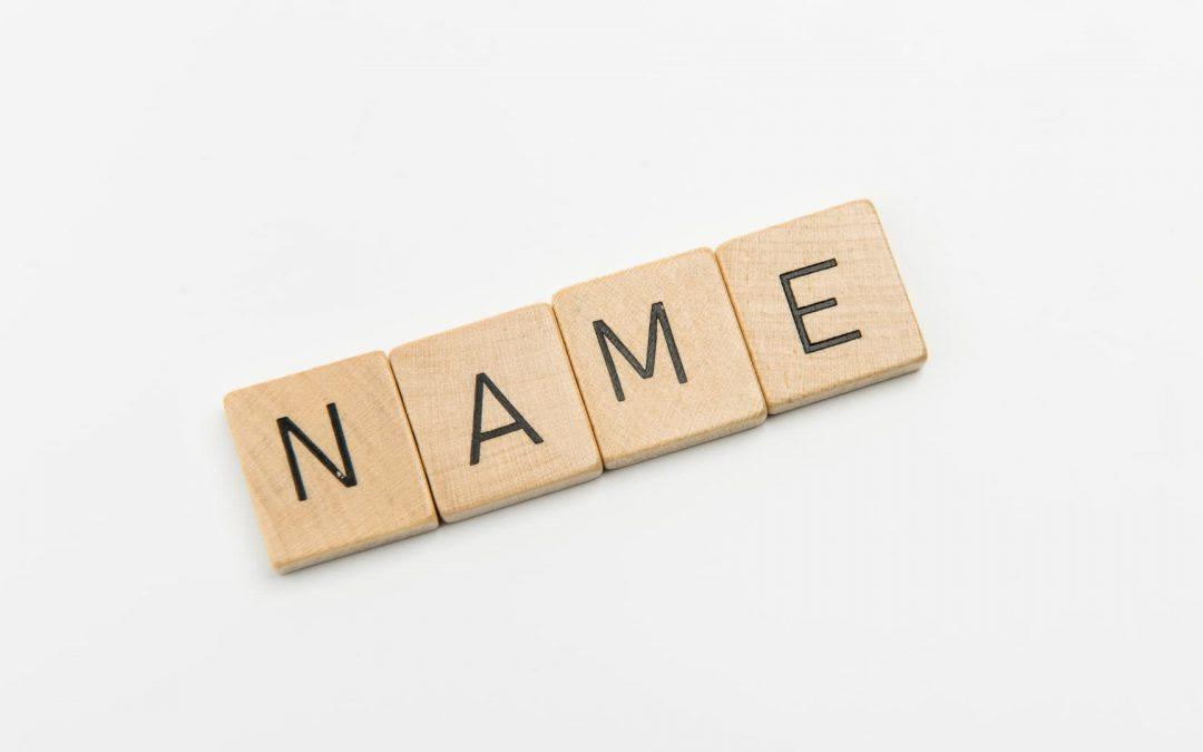 ▷ 12 Consejos cómo elegir un nombre para tu blog en 2021