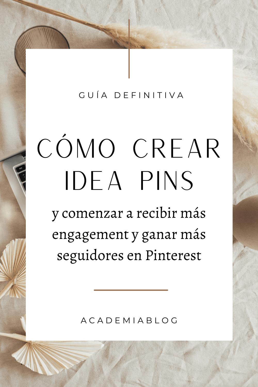 usar idea pins